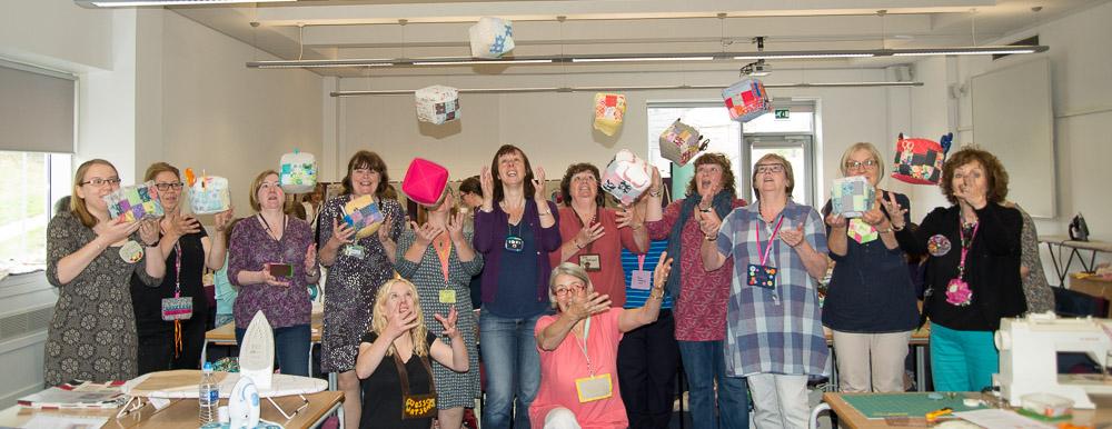 The Stitch Gathering 2014